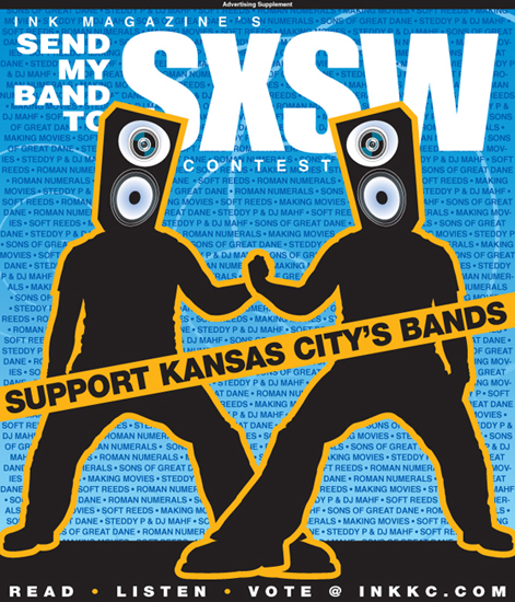 Send My Band to SxSW Fest Cover