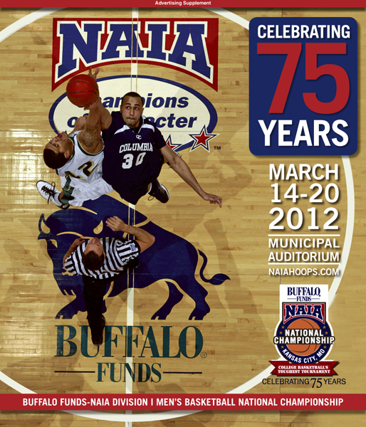 75th NAIA Cover