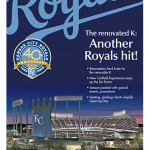 KC Royals Broadsheet Cover